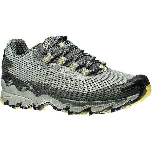 ラスポルティバ レディース スニーカー シューズ Wildcat Trail Running Shoe - Women's Grey/Butter