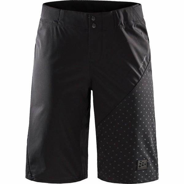 クラフト メンズ サイクリング スポーツ Hale Hydro Shorts - Men's Black