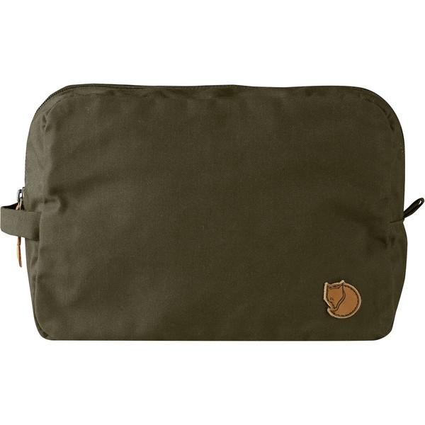 フェールラーベン メンズ バックパック・リュックサック バッグ Gear Bag 4L Organizer Dark Olive