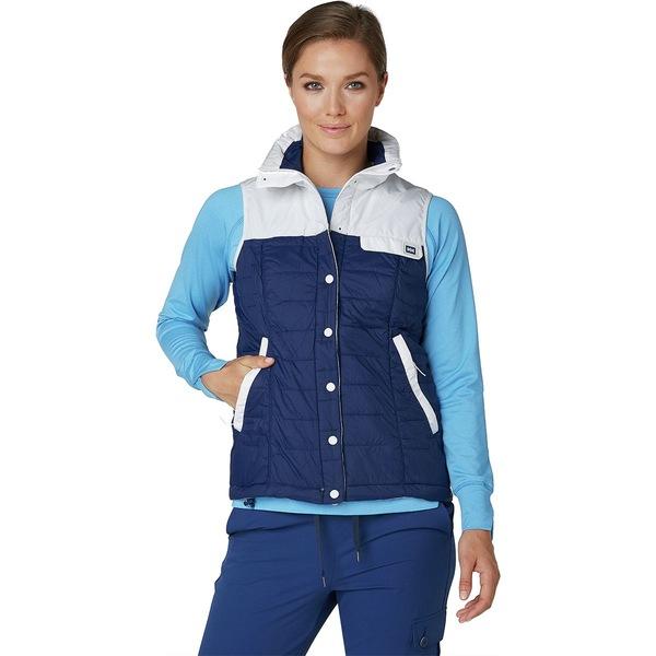 ヘリーハンセン レディース ジャケット&ブルゾン アウター Movatn Wool Insulated Vest - Women's Catalina Blue