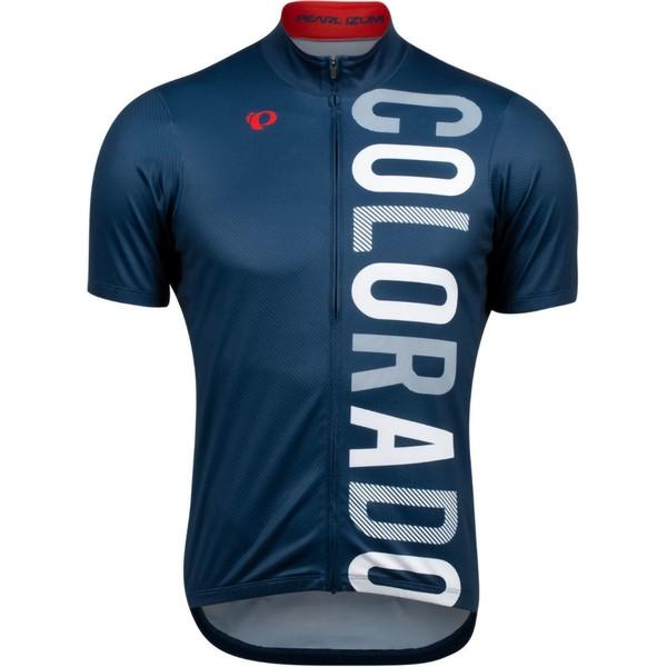 パールイズミ メンズ サイクリング スポーツ Select LTD Short-Sleeve Jersey - Men's Homestate 2020