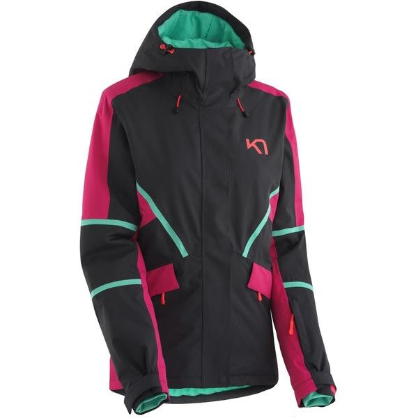 カリトラ レディース スキー スポーツ Corked Jacket - Women's Ebony