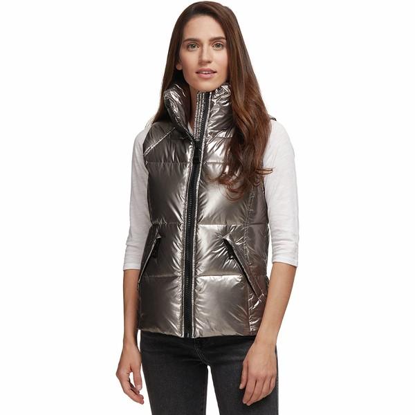 サム レディース ジャケット&ブルゾン アウター Freedom Vest - Women's Gunmetal