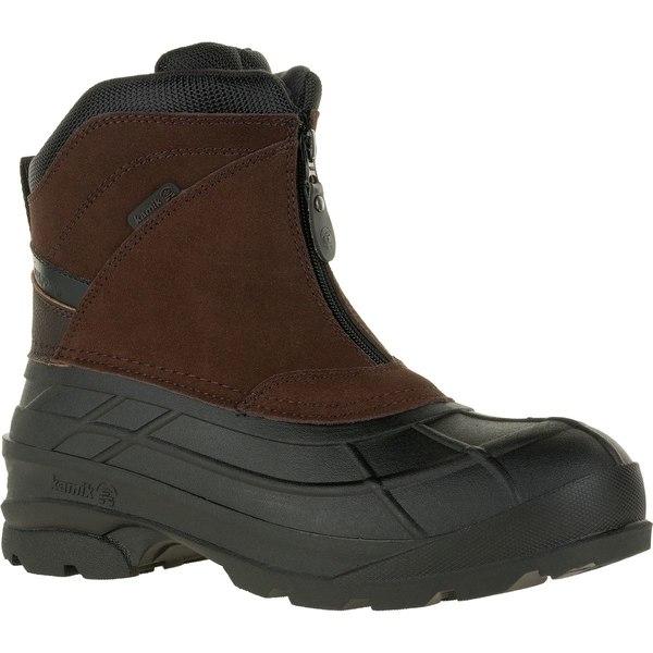 カミック メンズ ブーツ&レインブーツ シューズ Champlain2 Boot - Men's Dark Brown