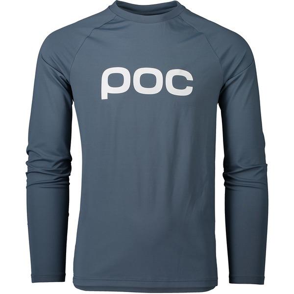 ピーオーシー メンズ サイクリング スポーツ Essential Enduro Jersey - Men's Calcite Blue