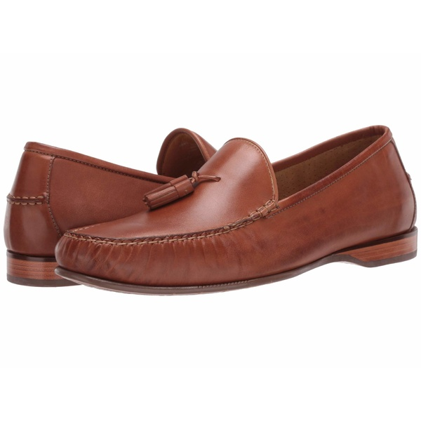 コールハーン メンズ スリッポン・ローファー シューズ Hayes Tassel Loafer Saddle Tan