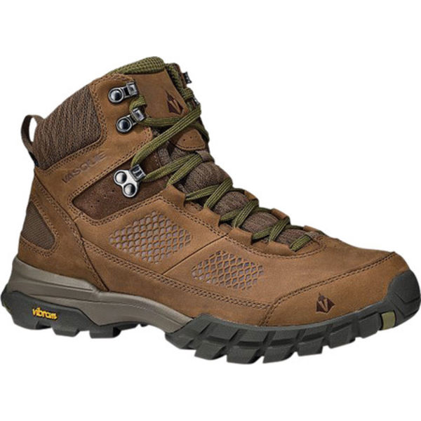 バスク メンズ ブーツ&レインブーツ シューズ Talus All-Terrain UltraDry Hiking Boot Dark Earth/Avocado Waterproof Nubuck/Mesh