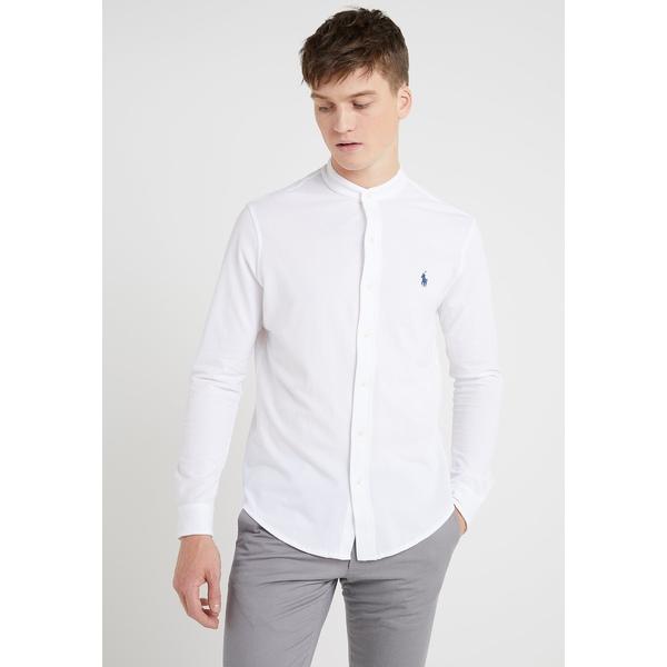 ラルフローレン メンズ トップス チープ シャツ white - Shirt 全商品無料サイズ交換 ブランド品 bezc0032 FEATHERWEIGHT