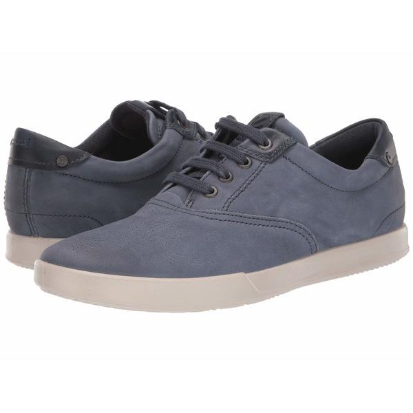 エコー メンズ スニーカー シューズ Collin 2.0 CVO Sneaker Ombre/Denim Blue