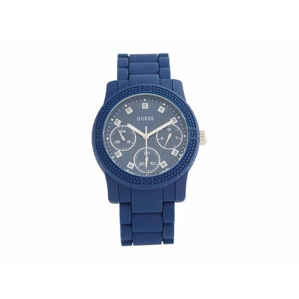 おすすめ ゲス レディース 腕時計 アクセサリー Funfetti W0944L5 Blue/Blue/Blue, 作業服作業用品のダイリュウ 68284d69