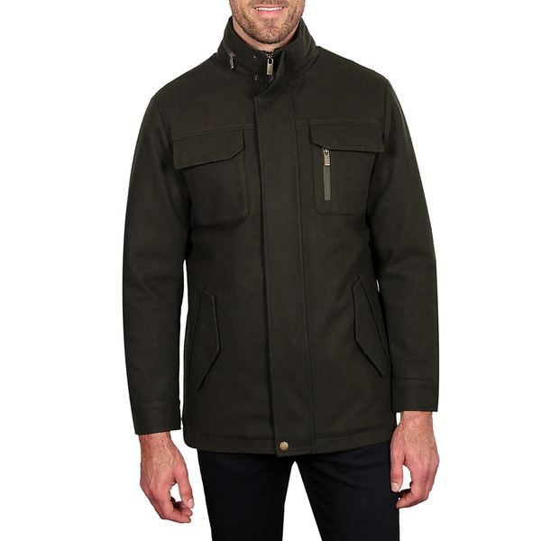 <title>ハガール メンズ 値引き アウター ジャケット ブルゾン MILITARY OLIVE 全商品無料サイズ交換 Soft Touch Water Repellent Jacket</title>