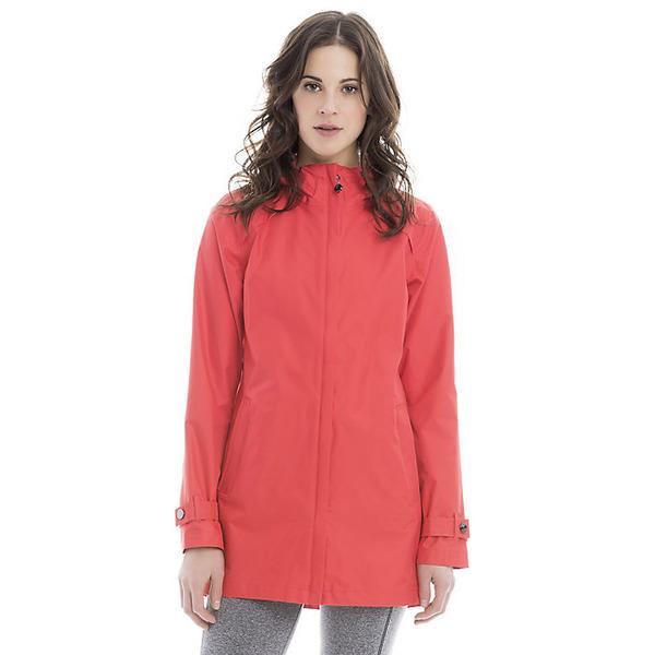 ロル レディース ジャケット&ブルゾン アウター Lole Women's Stratus Jacket Ruby
