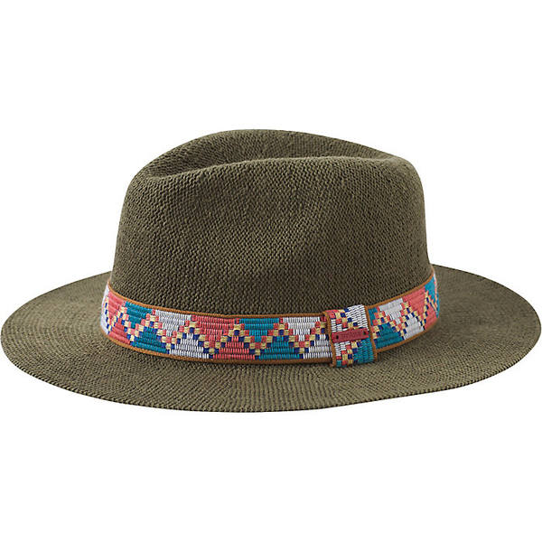 プラーナ レディース 帽子 アクセサリー Prana Women's Cybil Knit Fedora Hat Green