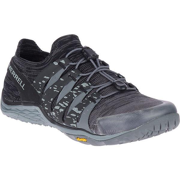メレル レディース ランニング スポーツ Merrell Women's Trail Glove 5 3D Shoe Black