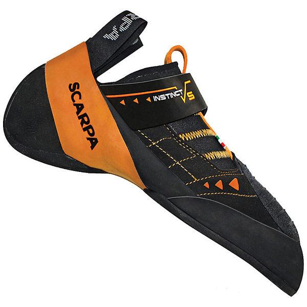 スカルパ メンズ ハイキング スポーツ Scarpa Instinct VS Climbing Shoe Black/Orange