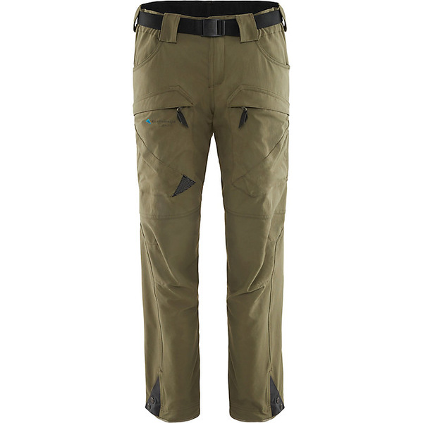 クレッタルムーセン レディース ハイキング スポーツ Klattermusen Women's Gere 2.0 Pants Regular Dusty Green