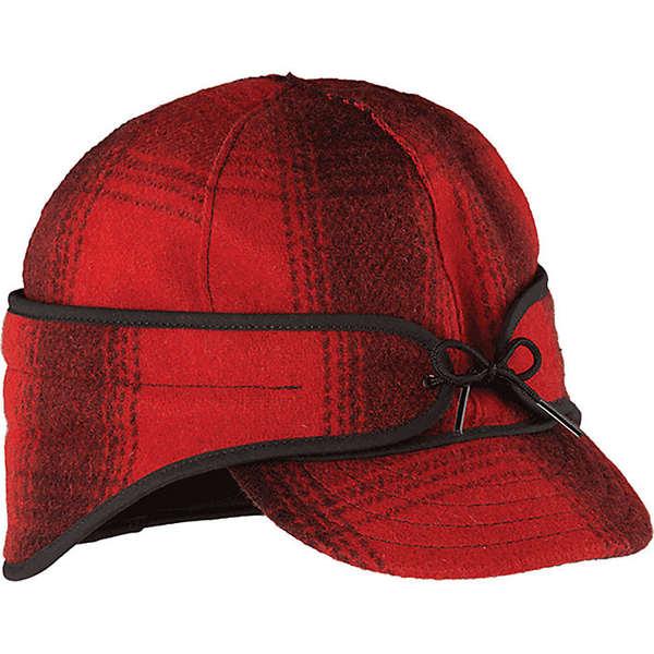ストーミー クローマー メンズ 帽子 アクセサリー Stormy Kromer Rancher Cap Red / Black Plaid