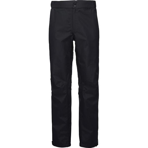 ブラックダイヤモンド メンズ ハイキング スポーツ Black Diamond Men's Liquid Point Pant Black
