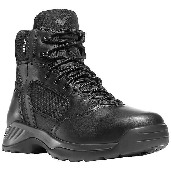 ダナー メンズ ハイキング スポーツ Danner Men's Kinetic Side-Zip 6IN GTX Boot Black