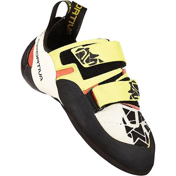 ラスポルティバ レディース サイクリング スポーツ La Sportiva Women's Otaki Climbing Shoe Sulphur / Coral