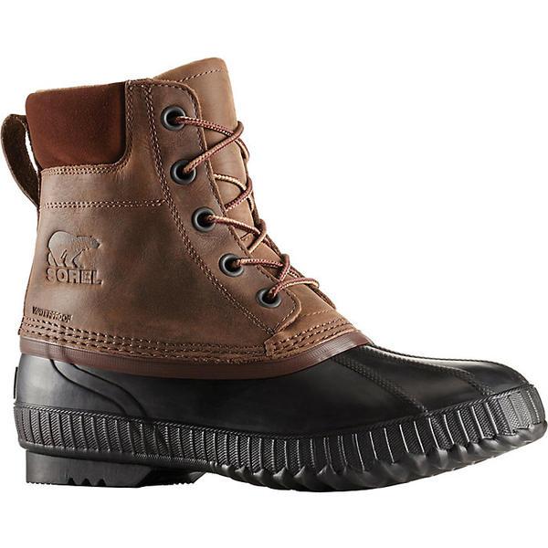 ソレル メンズ ハイキング スポーツ Sorel Men's Cheyanne II Boot Tobacco / Black
