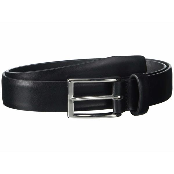 ジェイクルー メンズ ベルト アクセサリー New Leather Dress Belt Black