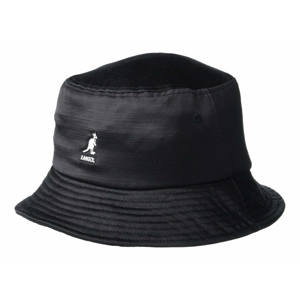 カンゴール メンズ 帽子 アクセサリー Liquid Mercury Bucket Black