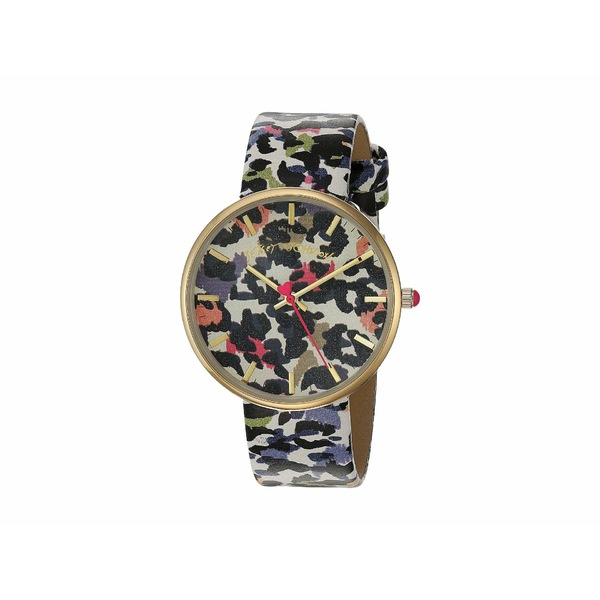 ベッツィジョンソン レディース 腕時計 アクセサリー Overtime 3-D Printed Watch - 37259133GLD710 Gold