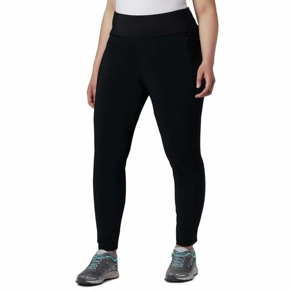 コロンビア レディース カジュアルパンツ ボトムス Plus Size Place to Place High-Rise Leggings Black