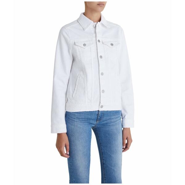 エージー アドリアーノゴールドシュミット レディース コート アウター Mya Jacket Retro White