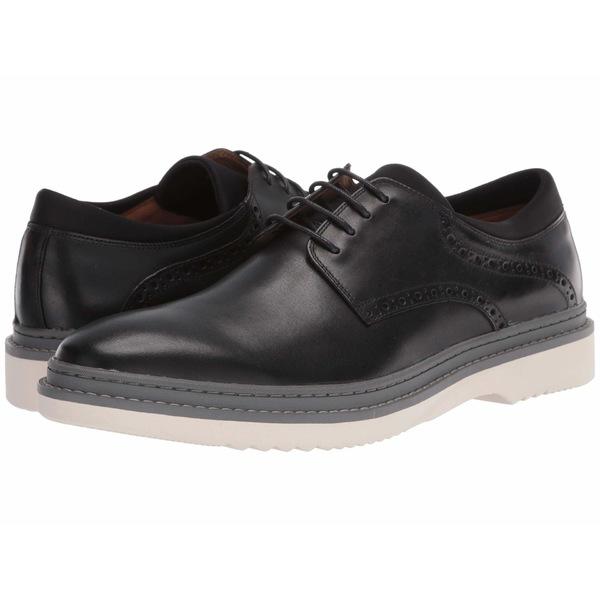 スティーブ マデン メンズ ドレスシューズ シューズ Daryll Oxford Black Leather