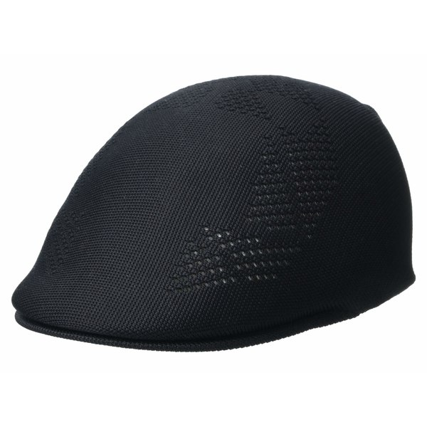 カンゴール メンズ 帽子 アクセサリー Neo Geo 507 Black