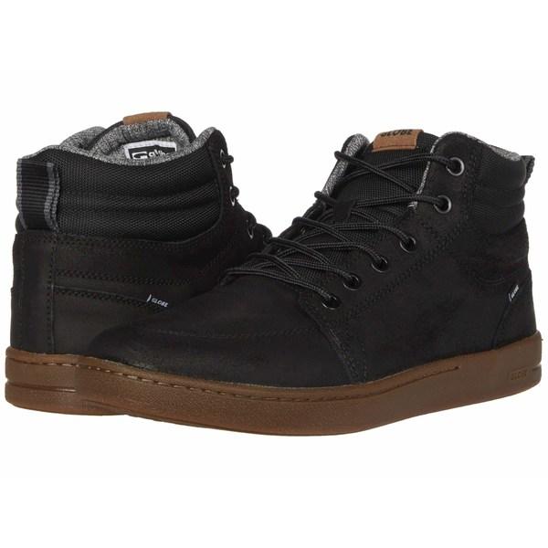 グローブ メンズ スニーカー シューズ GS Boot Black Oiled/Gum