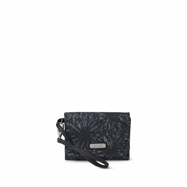 バッガリーニ レディース 財布 アクセサリー Compact Wallet Onyx Floral