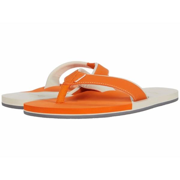 ハリマリ メンズ サンダル シューズ Piers Crew Orange/Natural
