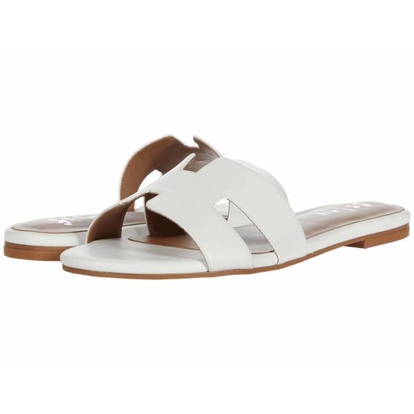 フレンチソール レディース サンダル シューズ Alibi Sandal White Leather