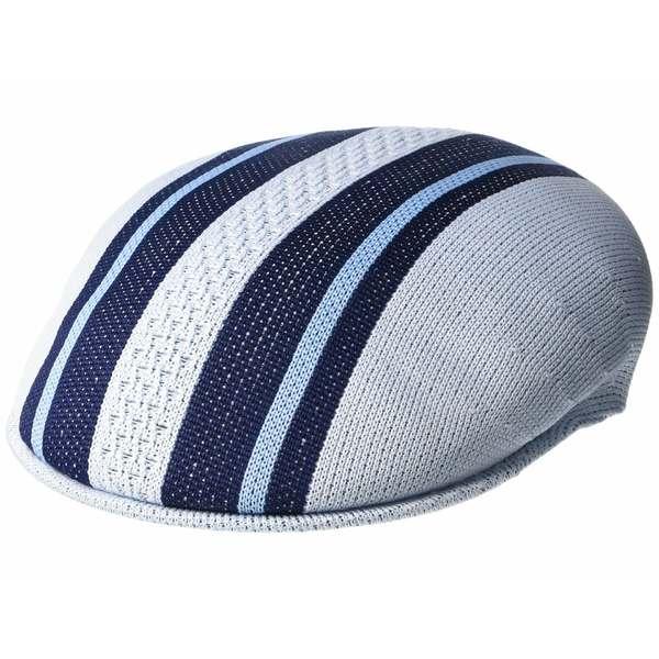 カンゴール メンズ 帽子 アクセサリー Vented Stripes 504 White