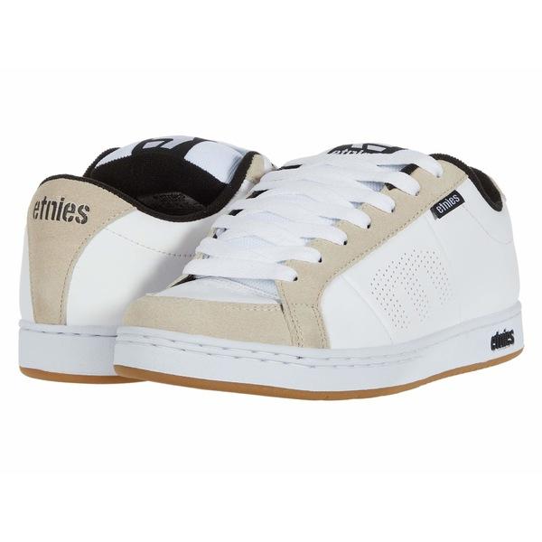 エトニーズ メンズ スニーカー シューズ Kingpin White/White/Gum