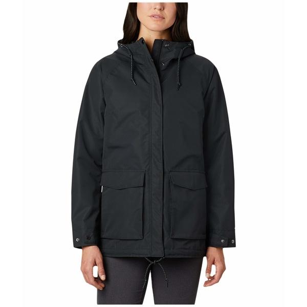 コロンビア レディース コート アウター South Canyon Jacket Black