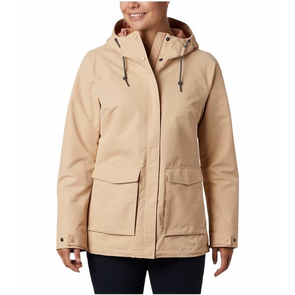 コロンビア レディース コート アウター South Canyon Jacket Natural Tan