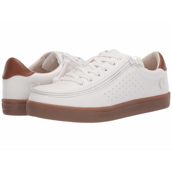 ビリーフットウェア メンズ スニーカー シューズ Sneaker Lo White/Gum