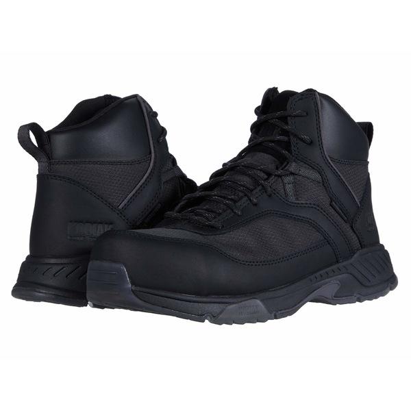 コディアック メンズ ブーツ&レインブーツ シューズ MKT 1 Composite Toe Hiker Black/Gray