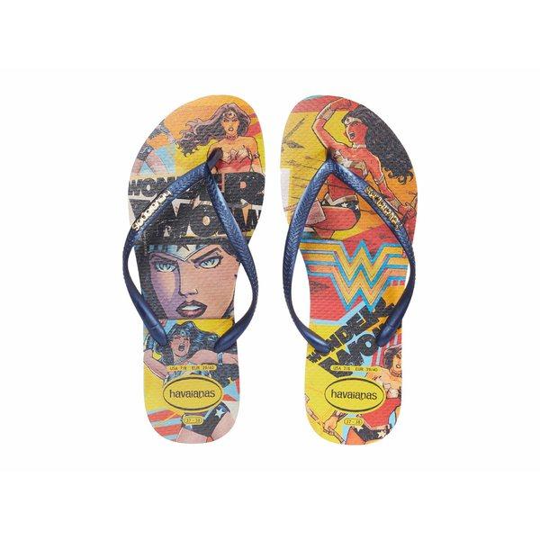 ハワイアナス レディース サンダル シューズ Slim Wonder Woman Flip-Flops Ballet Rose