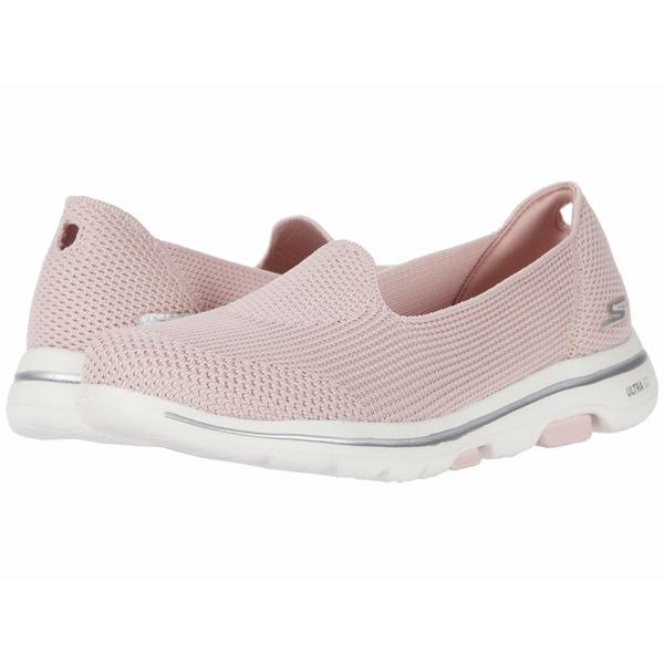 スケッチャーズ レディース スニーカー シューズ Go Walk 5 - Blessed Light Pink