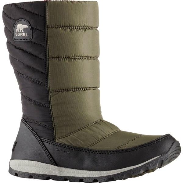 ソレル レディース ブーツ&レインブーツ シューズ SOREL Women's Whitney Mid Waterproof Winter Boots Nori