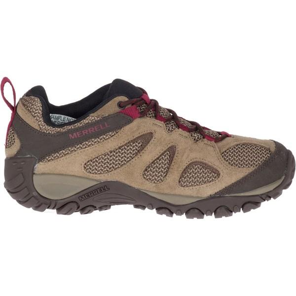 メレル レディース ブーツ&レインブーツ シューズ Merrell Women's Yokota 2 Hiking Shoes Brindle