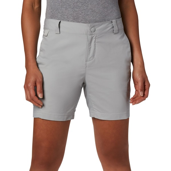 コロンビア レディース カジュアルパンツ ボトムス Columbia Women's PFG Buoy Water Shorts CoolGrey