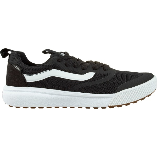 バンズ メンズ スニーカー シューズ Vans UltraRange Rapidweld Shoes Black/Black/White