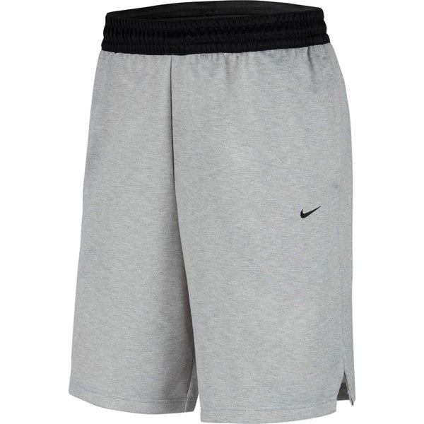 ナイキ メンズ カジュアルパンツ ボトムス Nike Men's Spotlight Dri-FIT Basketball Shorts LtSmokeGrey