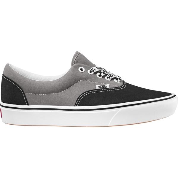 バンズ メンズ スニーカー シューズ Vans Era ComfyCush Shoes Grey/Black